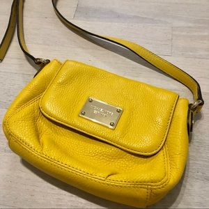 Michael Kors Mustard Yellow Crossbody